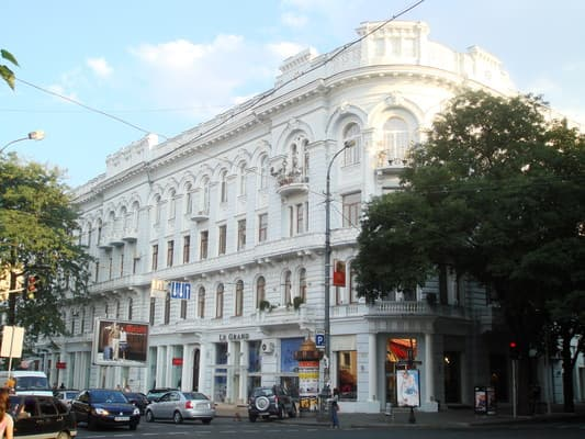 Hotel Ekaterina, Odesa: photo, prices, reviews