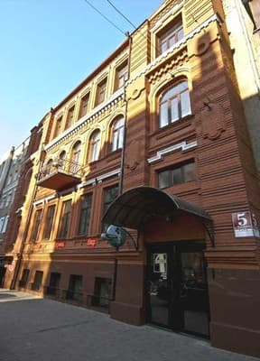Hotel 4 rooms, Kharkiv: photo, prices, reviews