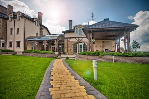 Residence Gorniy ruchey, Boryspil: photo, prices, reviews