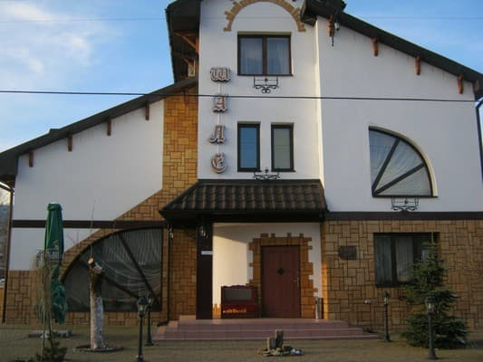 Hotel Shale, Shidnytsia: photo, prices, reviews
