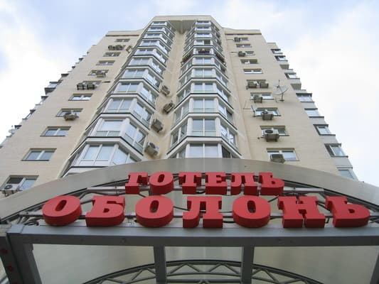 Hotel Obolon, Kyiv: photo, prices, reviews