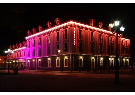 Hotel Reikartz Kamenets - Podolskiy, Kamianets-Podilskyi: photo, prices, reviews