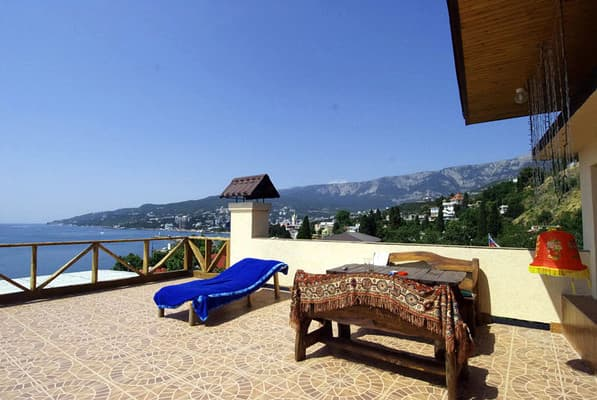 Mini hotel U Morya, Yalta: photo, prices, reviews