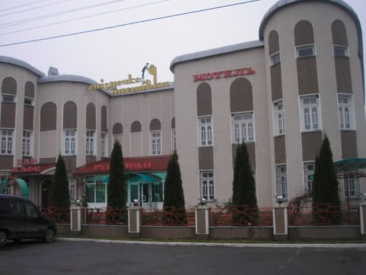 Hotel Hnizdechko Lastivky, Volochysk: photo, prices, reviews