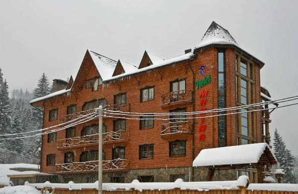 Hotel Maryna, Bukovel: photo, prices, reviews