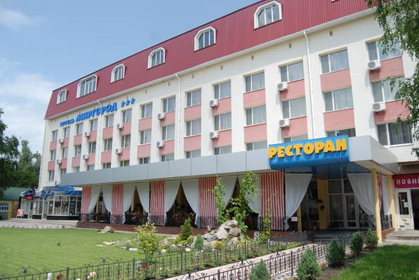 Hotel Mirgorod, Myrhorod: photo, prices, reviews