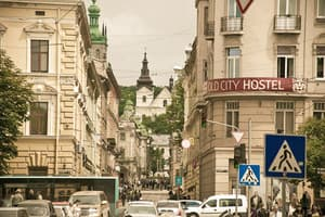 Hotels Lviv. Hotel Old City
