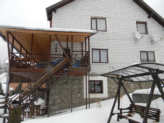 Private estate Anastasiya, Slavske: photo, prices, reviews