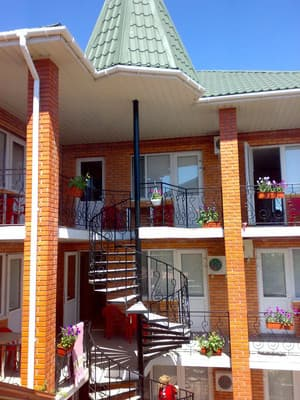 Villa Blyuz, Koktebel: photo, prices, reviews