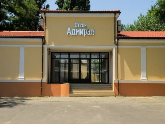 Hotel Admiral, Odesa: photo, prices, reviews