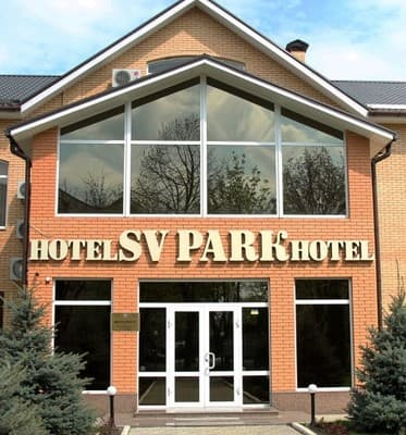 Hotel SV Park, Kharkiv: photo, prices, reviews