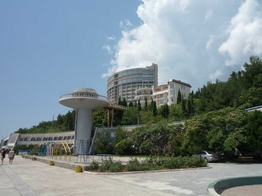 Sanatorium Morskoy ugolok, Alushta: photo, prices, reviews
