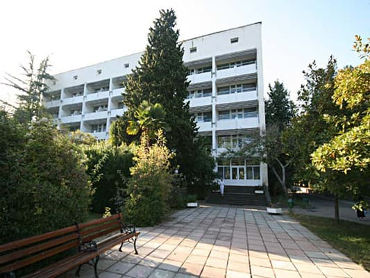 Sanatorium Krim, Alushta: photo, prices, reviews