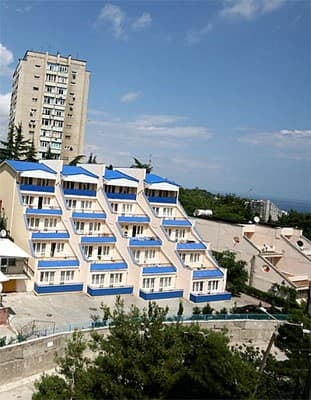 Boarding house Kaskad, Alushta: photo, prices, reviews