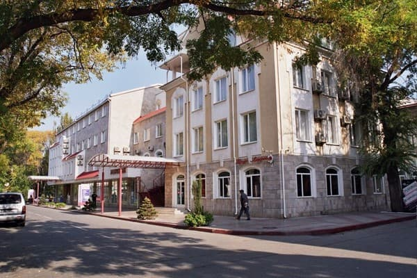 Hotel Lidiya, Feodosiya: photo, prices, reviews