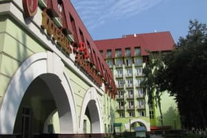 Hotels  city Sumy and region. Hotel Yubileynaya