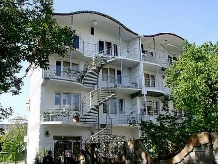 Mini hotel Letuchaya Mish, Alushta: photo, prices, reviews