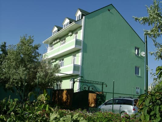 Boarding house Ulibka, Yevpatoria: photo, prices, reviews