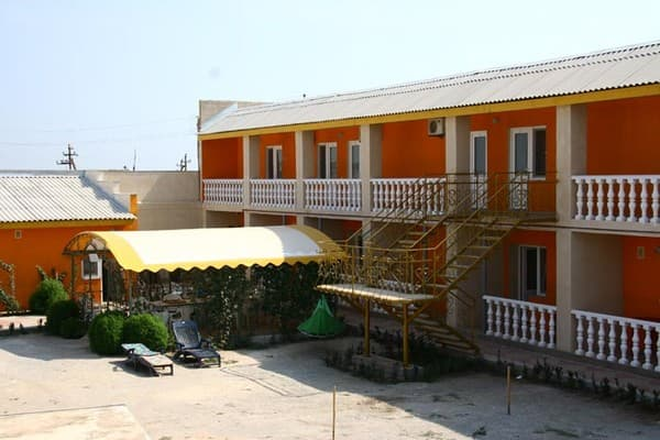 Hotel Miraj, Saky: photo, prices, reviews