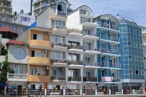 Hotels  city Simferopol and region. Hotel Indigo