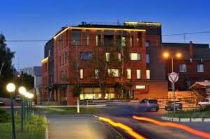 Hotels Kharkiv. Hotel Villa Four Rooms