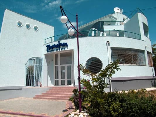 Guest Court Piligrim, Feodosiya: photo, prices, reviews