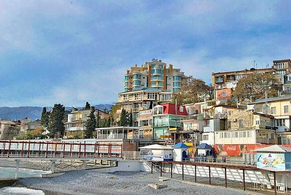 Mini hotel Massandra, Yalta: photo, prices, reviews