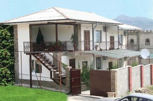Private estate U Prohora, Sudak: photo, prices, reviews