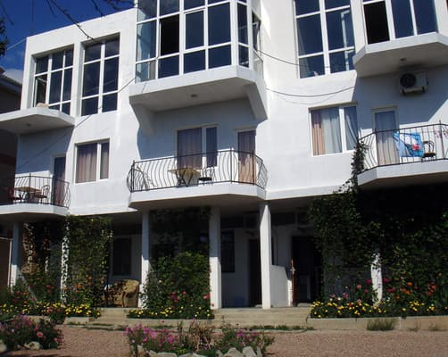 Boarding house Mechta, Alushta: photo, prices, reviews
