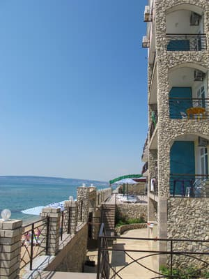 Villa Nimfey Korpus № 2, Feodosiya: photo, prices, reviews