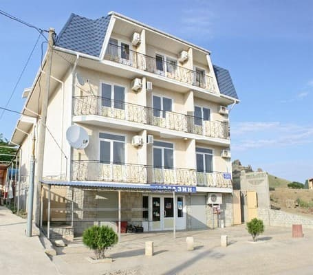 Hotel Krim, Feodosiya: photo, prices, reviews