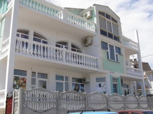 Hotel Volna, Feodosiya: photo, prices, reviews