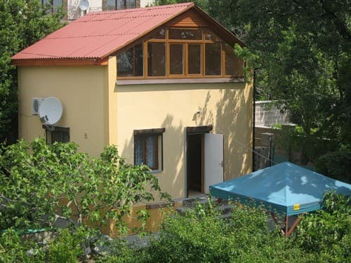 Guest Court Dacha v Forose, Foros: photo, prices, reviews
