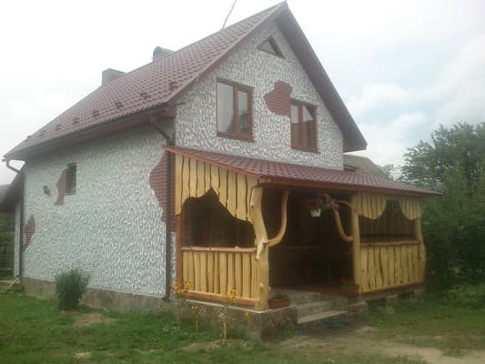 Private estate Vizerunok, Mykulychyn: photo, prices, reviews