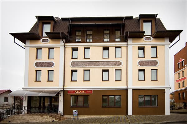 Hotel Helli, Truskavets: photo, prices, reviews