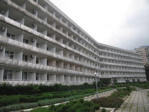 Sanatorium Kirov Holidey Centr, Yalta: photo, prices, reviews