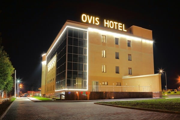 Hotel Ovis Hotel, Kharkiv: photo, prices, reviews