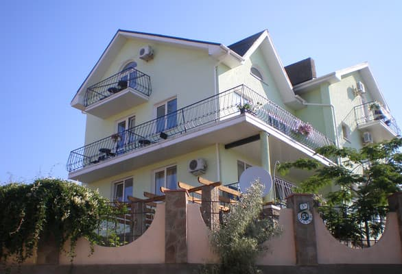 Hotel Kurortnoe, Feodosiya: photo, prices, reviews