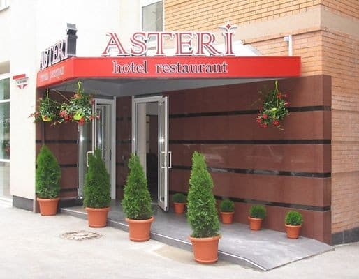 Hotel and restaurant complex Asteri, Kyiv: photo, prices, reviews