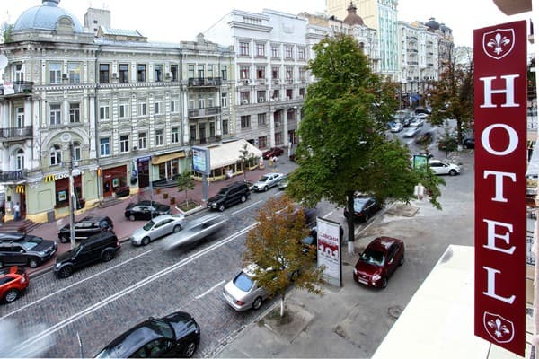 Hotel Royal Grand Hotel, Kyiv: photo, prices, reviews