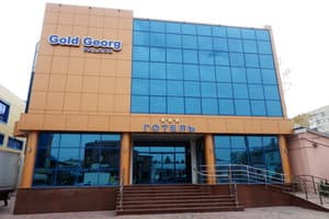 Hotels  city Chernivtsi and region. Hotel Gold Georg Palace
