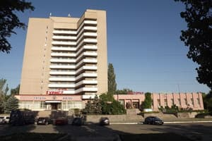 Hotels  city Mykolaiv and region. Hotel Turist