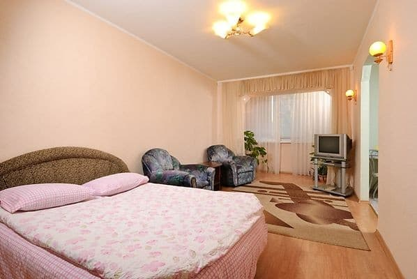 Apartment Botanic Arsenalna, Kyiv: photo, prices, reviews