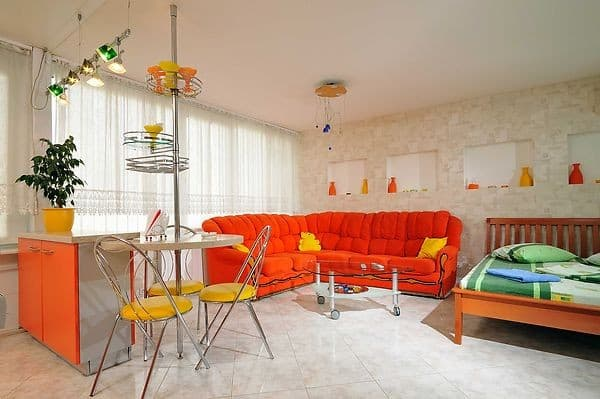 Apartment Botanic University, Kyiv: photo, prices, reviews
