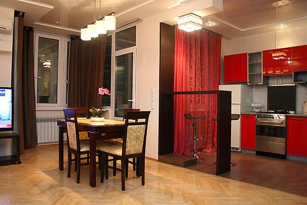 Apartment Hotel Lux Apartments on Khreshchatyk Street), Kyiv: photo, prices, reviews