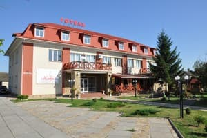 Hotels  city Ternopil and region. Hotel Mandry