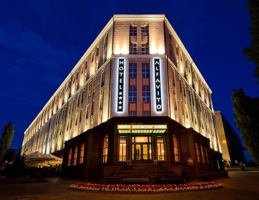 Hotel ALFAVITO, Kyiv: photo, prices, reviews