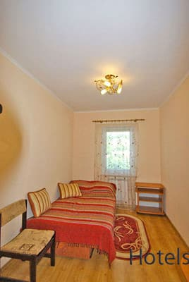 Apartment 3-komnatnie na ul. pereulok Krasnoarmeyskiy, № 407, Yalta: photo, prices, reviews