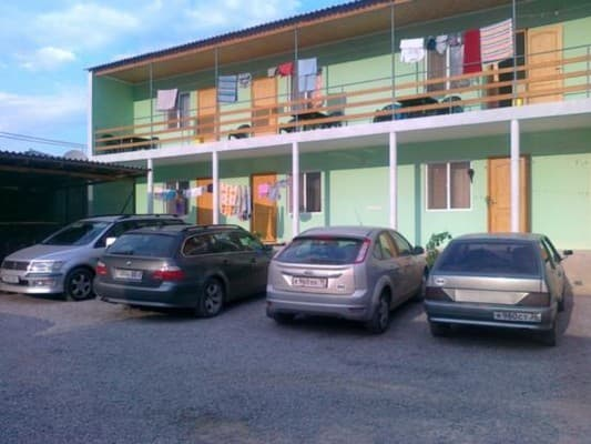 Guest Court Oazis, Sudak: photo, prices, reviews