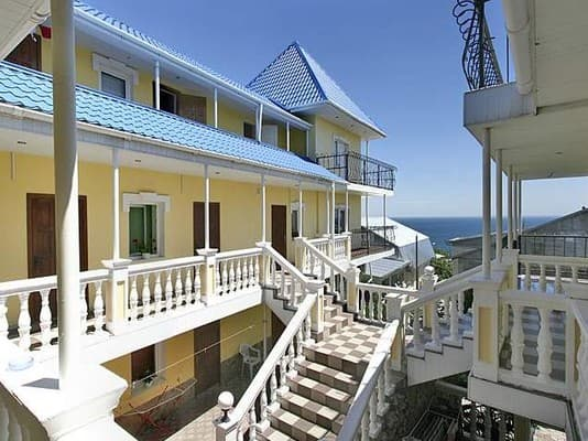 Hotel Atriy, Simeiz: photo, prices, reviews